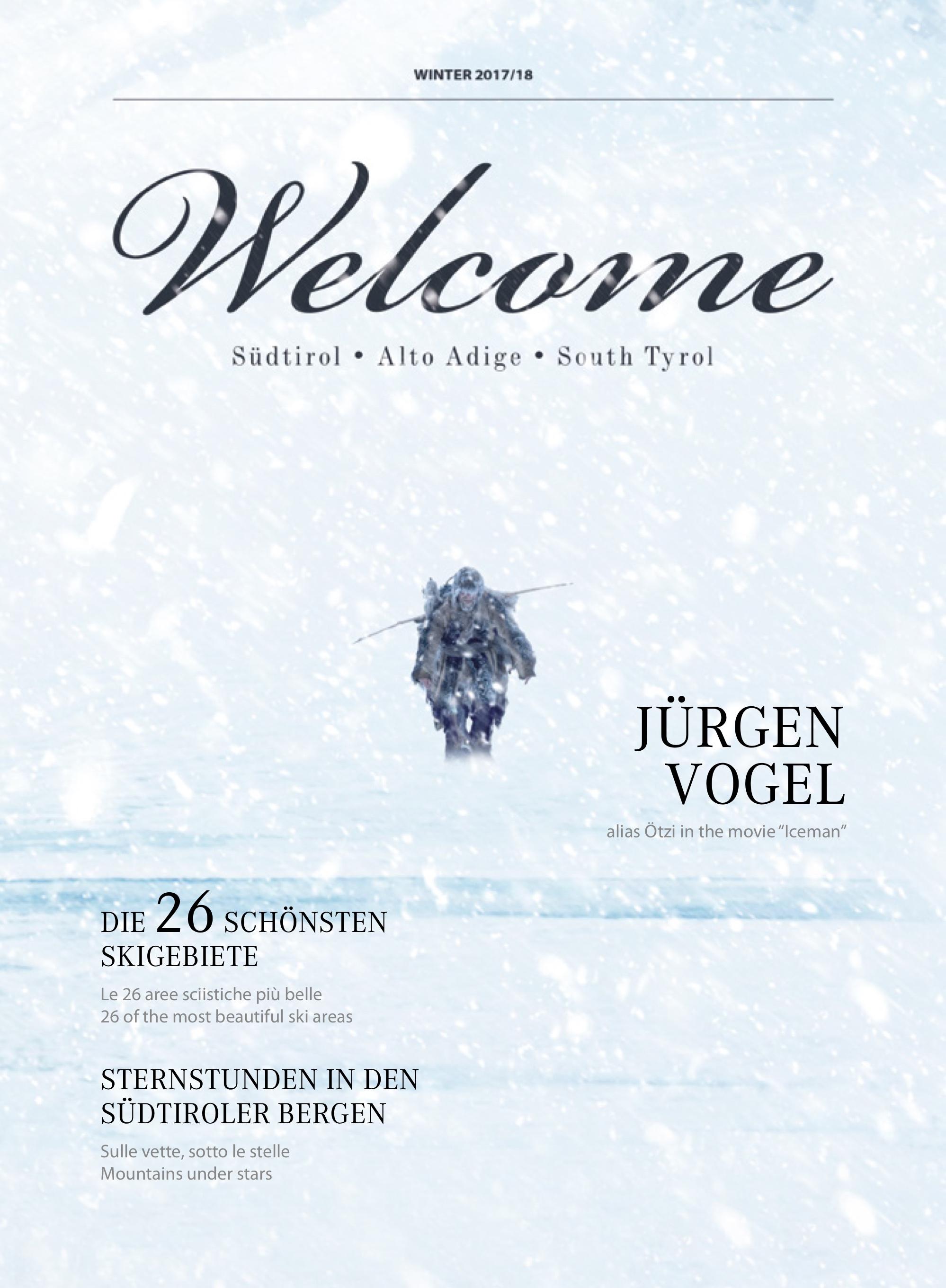 Welcome Magazine | Winter 2017/2018